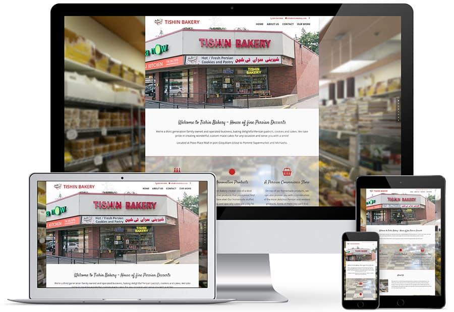 Tishin Bakery