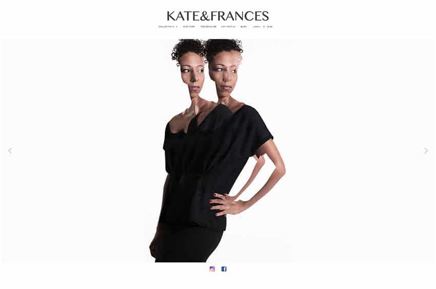 Kate & Frances