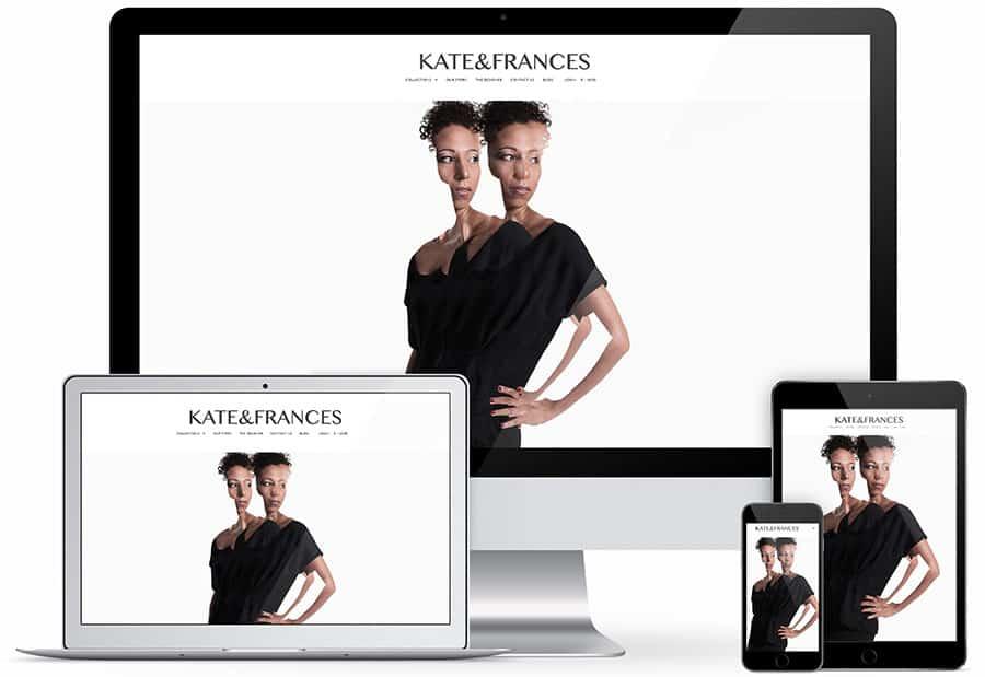 Kate & Frances responsive